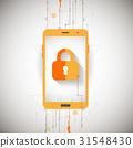 abstract antivirus app 31548430
