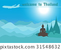 Welcome to Thailand,Travel design with Temple, 31548632
