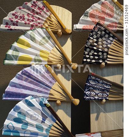 Japanese Accessories / Fan Japanese Accessories / Folding Fan Japanese Souvenirs Japanese Culture Foreigner Souvenirs 31552469