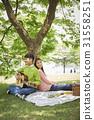감정, 나무, 로맨틱 31558251