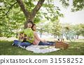 감정, 나무, 로맨틱 31558252
