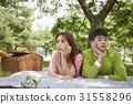 감정, 나무, 로맨틱 31558296
