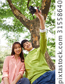 감정, 나무, 로맨틱 31558640