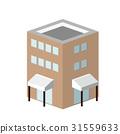 像素化 計算機描繪的圖像 立體的 31559633