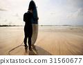 海滩 女性 女 31560677