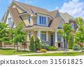 Custom built luxury house in the suburbs of 31561825