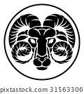 Aries Horoscope Zodiac Sign 31563306