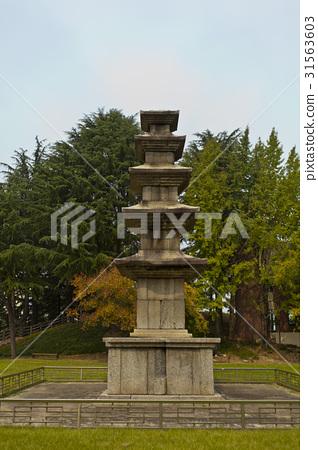 광주성거사지오층석탑(보물109호),남구,광주 31563603