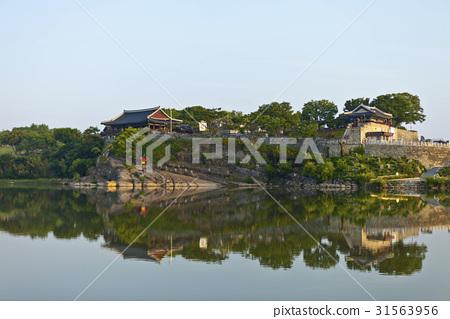 촉석루,진주성(사적118호),남강,진주시,경남 31563956