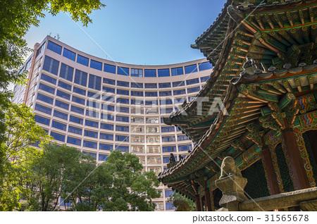 웨스틴조선호텔,환구단(사적157호),중구,서울 31565678