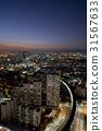 고층빌딩, 서울, 야경 31567633