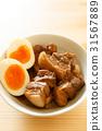 東坡肉 角煮 紅燒五花肉 31567889