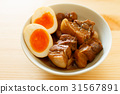 東坡肉 角煮 紅燒五花肉 31567891