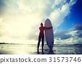 surf Board Beach 31573746