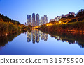 개울, 고층빌딩, 고층아파트 31575590