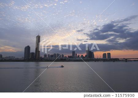 滑水,63樓,Richensia,Wonhyo橋,汝矣島,永登浦區,漢江,首爾 31575930