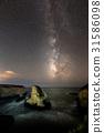 ocean sky star 31586098