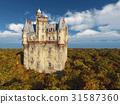 Scottish castle 31587360