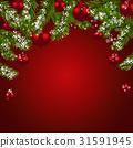 พื้นหลัง,กิ่งไม้,คริสต์มาส 31591945