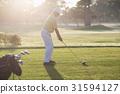 玩 演奏 高尔夫 31594127