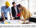 Construction, Stylish, Professional 31595180