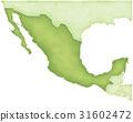멕시코지도 31602472