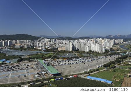 구리톨게이트,서울외곽순환도로,구리시,경기도 31604150