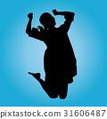 silhouette, silhouettes, female 31606487