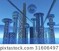 ภาพอนาคต,คอมพิวเตอร์กราฟฟิค,อาคาร 31606497
