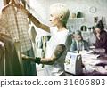 Fashion designer design for tailor made 31606893