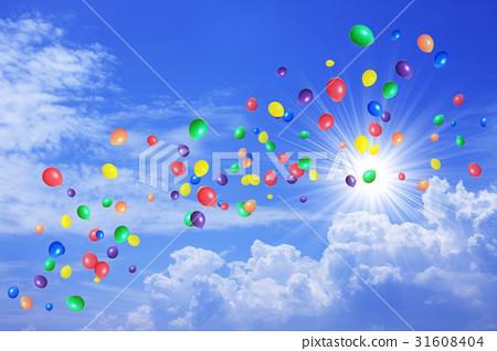 气球 汽球 漂浮 31608404