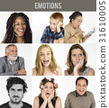diversity, emotion, expression 31610005