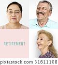 adult, emotion, glasses 31611108