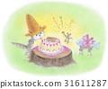 戴草帽的貓·生日 31611287