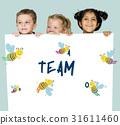bee, enjoyment, friends 31611460