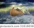 船 划船 聖經 31616038