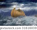 船 划船 聖經 31616039