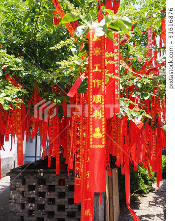 上海 七寶古鎮 祈求 31616876