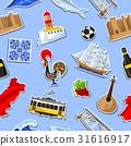 portugal sea sticker 31616917
