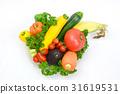 Assorted vegetables 1 31619531