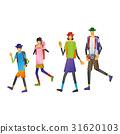 徒步旅行 家人 家庭 31620103