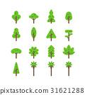 ต้นไม้,เวกเตอร์,ออกแบบ 31621288