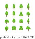 ต้นไม้,เวกเตอร์,ออกแบบ 31621291