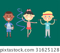 Young kids sportsmens future roller skates 31625128