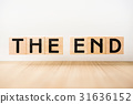 結束 單詞 文本 31636152