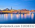 斯德哥尔摩 瑞典 城市 31636332