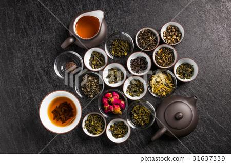 中国茶具有历史的中国茶 31637339