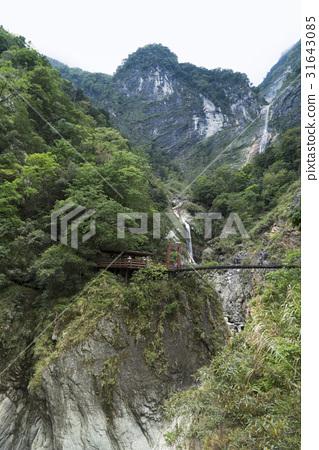 太魯閣國家公園白楊瀑布 31643085