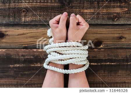 绳绑手 31646326