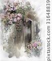 ดอกไม้,สี,มีสีสัน 31648839
